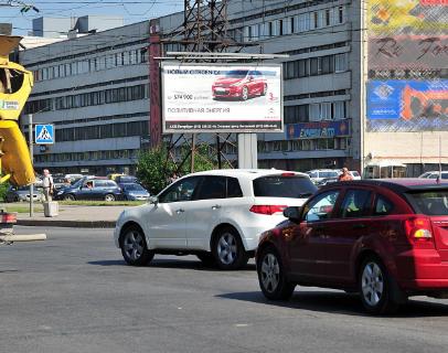 Щит Индустриальный пр./Революции шоссе