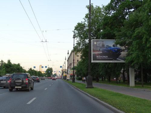 Щит Московский пр., д. 185